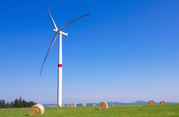 Environmental engineering - wind turbines