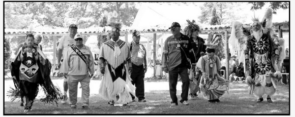 munsee delaware pow wow graphic