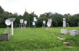 Geotechnical engineering - geomatics - weather station
